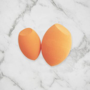 angled beauty blender