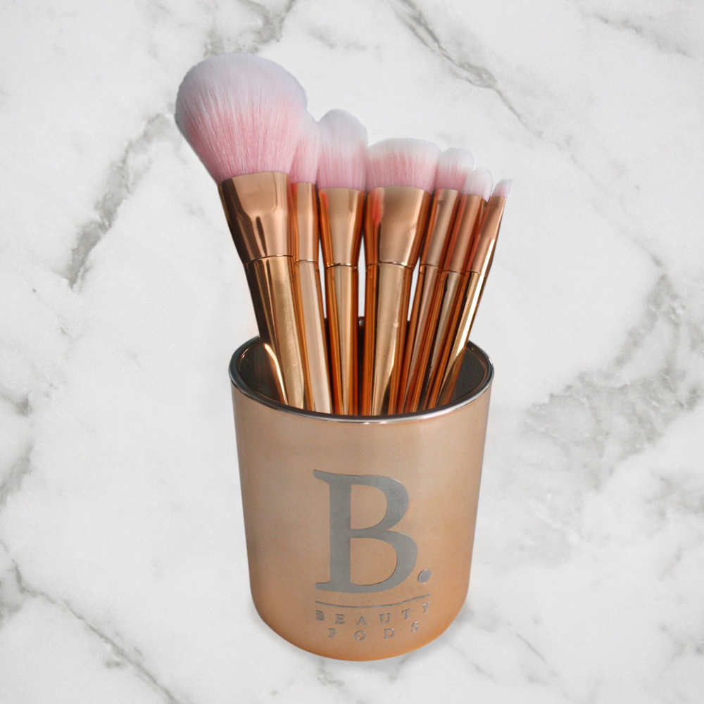 luxe makeup brush