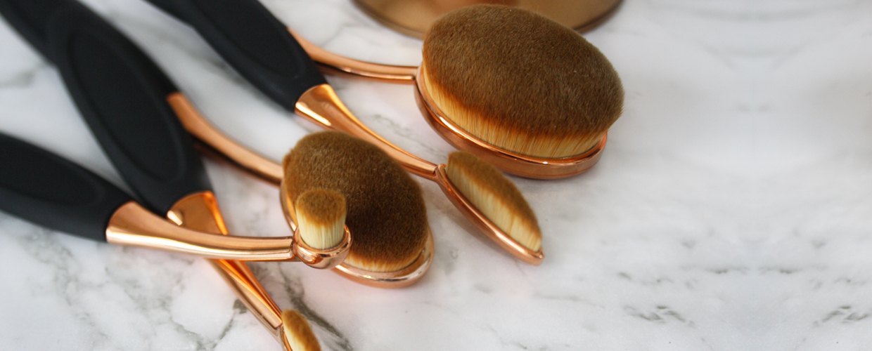 oval brush