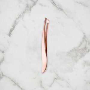 rose gold tweezers